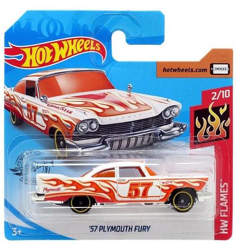 Hot Wheels 57 Plymouth Fury