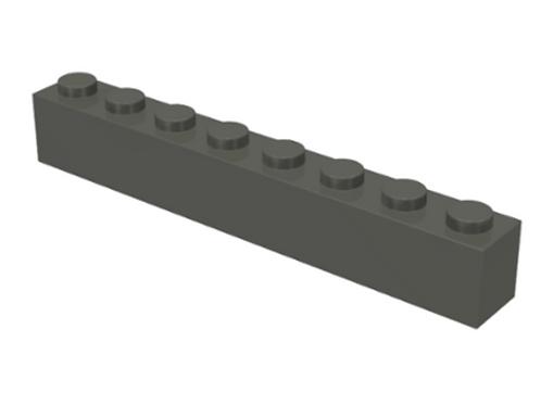 Part 3008 Brick 1 x 8
