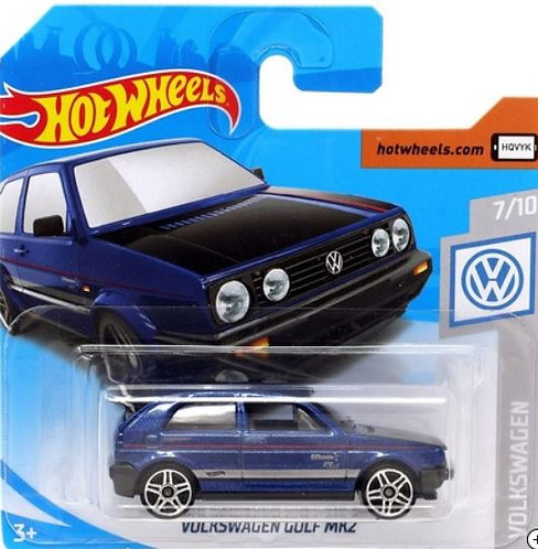 Hot Wheels Volkswagen Golf MK2
