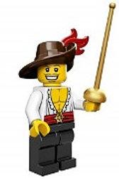 Lego Minifigür Seri 12 Swashbuckler