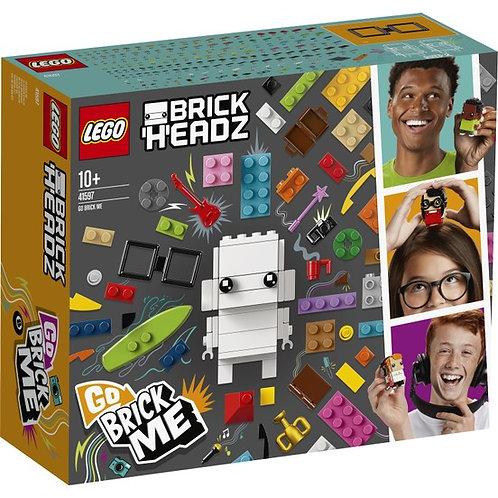 Lego Brick Headz 41597 Go Brick Me