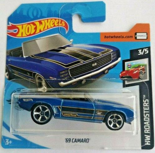 Hot Wheels 69 Camaro