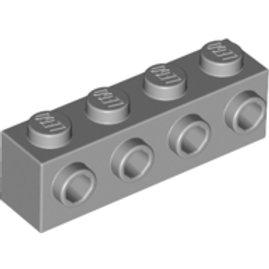 Brick 1x4 knobs