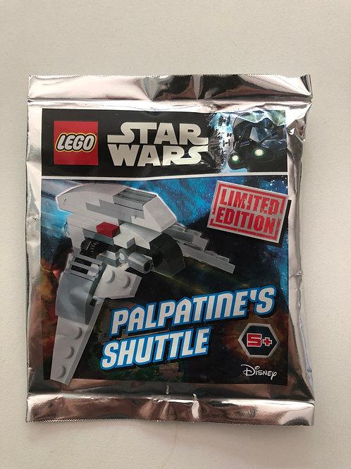 Lego Star Wars Palpatine's Shuttle Polybag