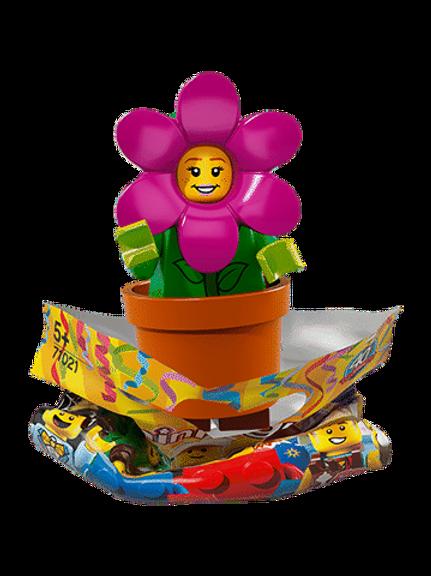 Lego Minifigür Seri 18
