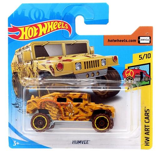 Hot Wheels Humvee