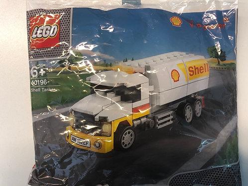 Lego 40196 Shell Tanker Polybag