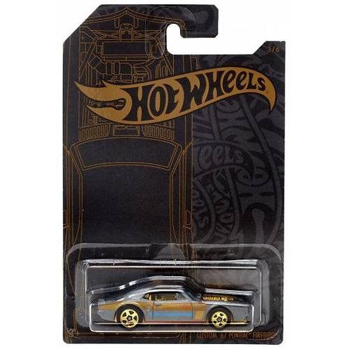 Hot Wheels Custom 67 Pontiac Firebird