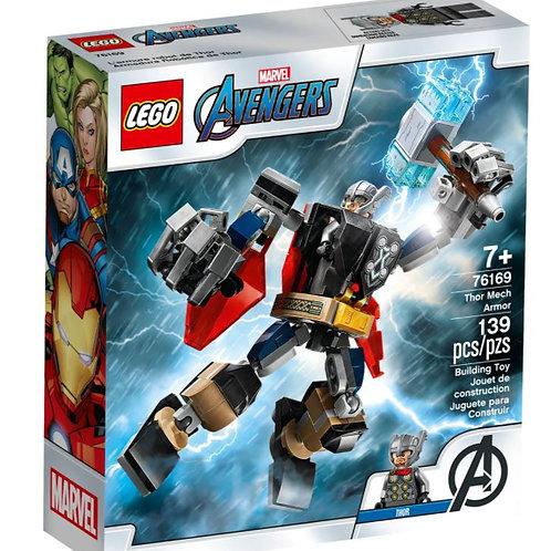 Lego Marvel 76169 Thor Mech Armor