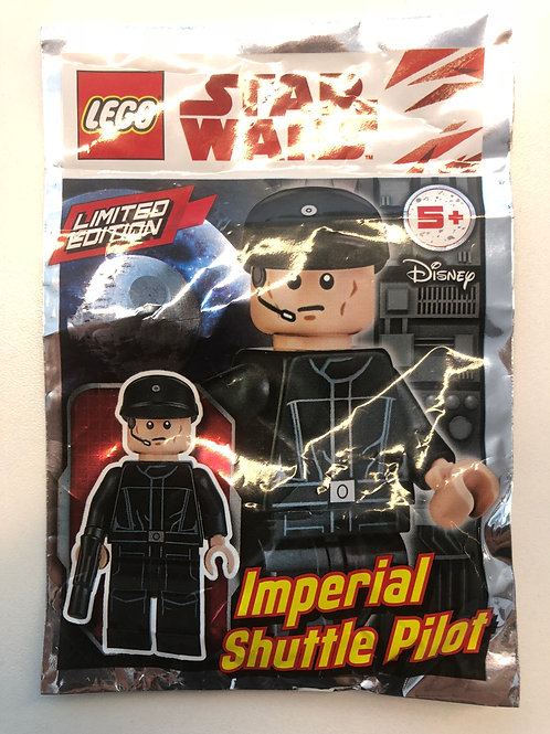 Lego Star Wars İmperial Shuttle Pilot Polybag