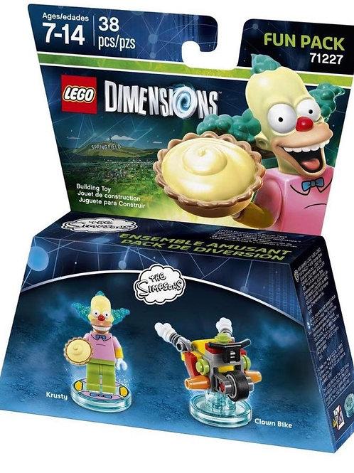 Lego Dimensions 71227 Krusty