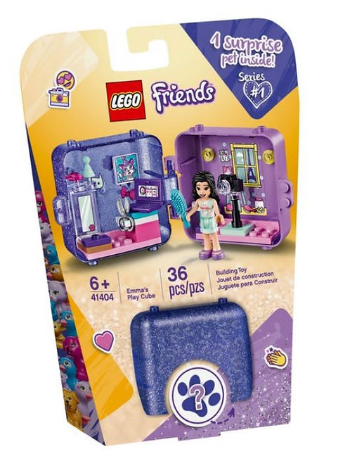 Lego Friends 41404 Emma's Play Cube