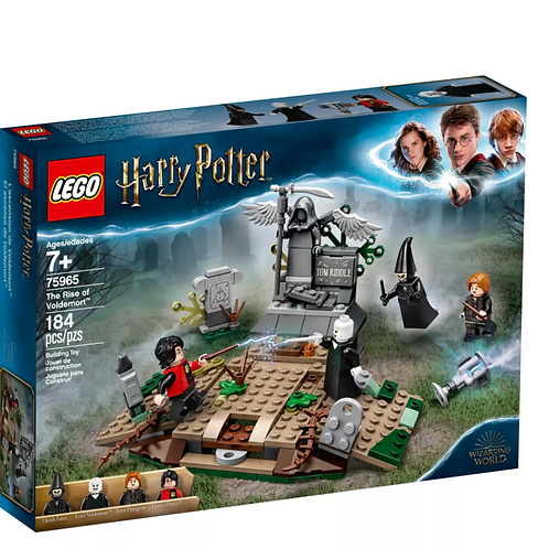 Lego Harry Potter 75965 The Rise of Voldemort™
