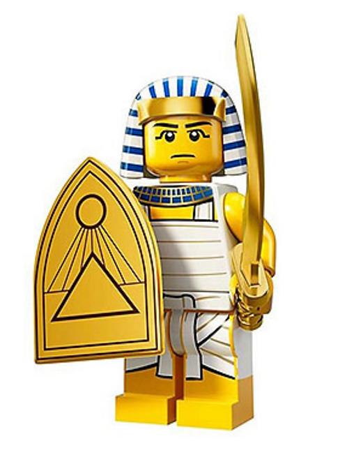 Lego Minifigür Seri 13 Egyption Warrior