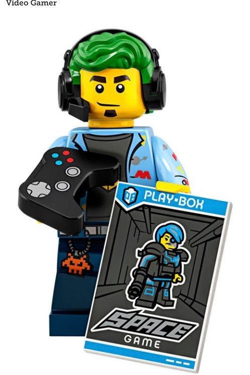 Lego Minifigür Seri 19 Video Gamer