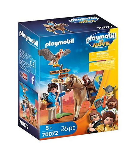 Playmobil 70072 Movie Marla with Horse