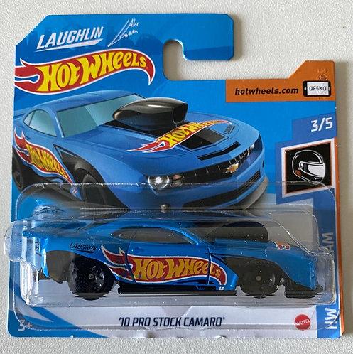 Hot Wheels '10 Pro Stock Camaro
