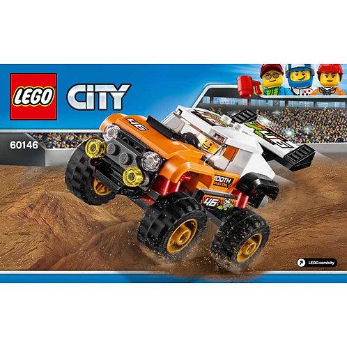 Lego City 60146 Akrobasi Kamyonu