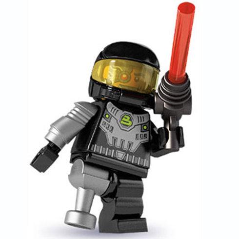 Lego Minifigür Seri 3 Space Villain No:6