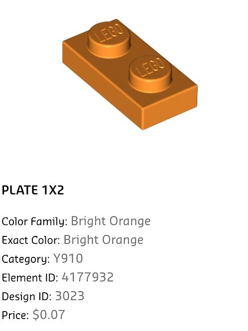 Plate 1x2