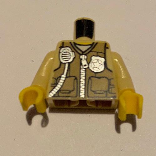 Orjinal Lego Minifigür Parçaları