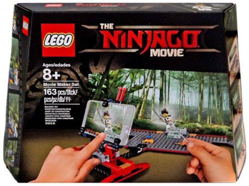 Lego Ninjago Movie Maker Set