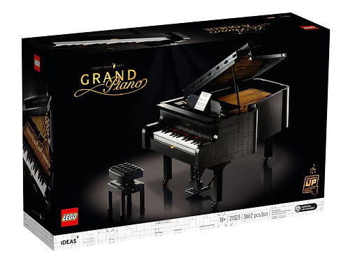 Lego İdeas 21323 Grand Piano