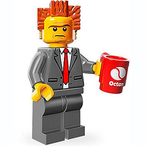Lego Minifigür Movie Seri Lord Business