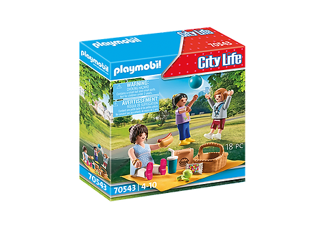 Playmobil 70543 My Picnic in the Park