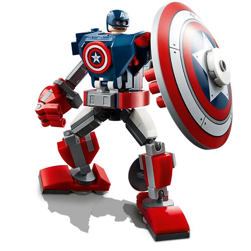 Lego Marvel 76168 Captain America Mech Armor