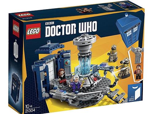 Lego İdeas 21304 Doctor Who