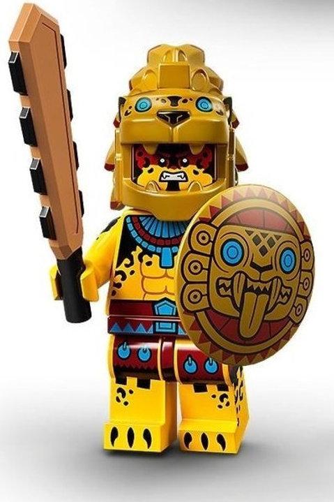 Lego Minifigür Seri 21 - 8 Ancient Warrior