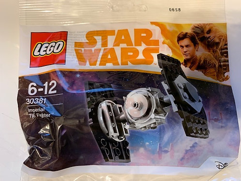 Lego Polybag 30381 imperial Tie Fighter