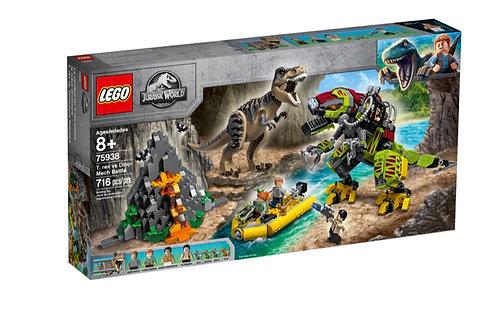 Lego Jurassic Park 75938 T. rex vs Dino-Mech Battle