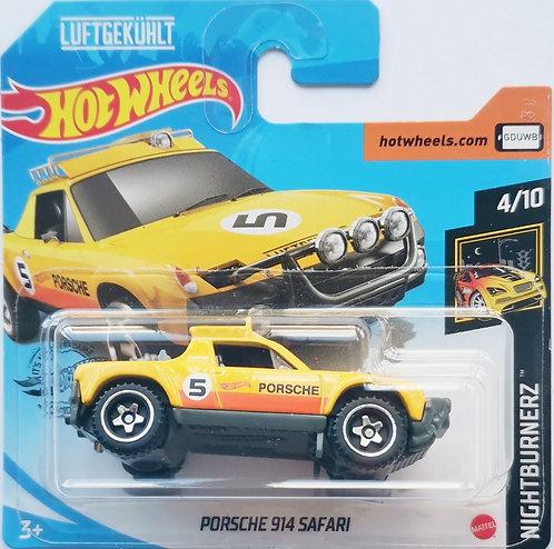 Hot Wheels Porsche 914 Safari