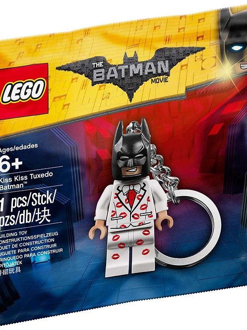 Lego Batman Movie Kiss Kiss Tuxedo Batman Keychain Polybags 5004928