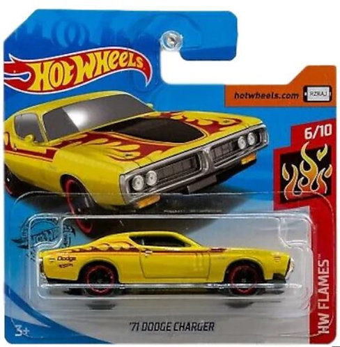 Hot Wheels 71 Dodge Charger