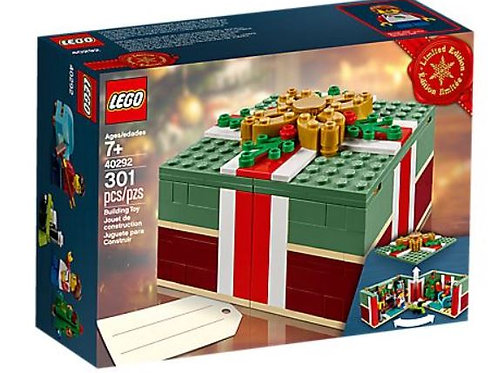 Lego 40292 Christmas Gift - Limited Edition