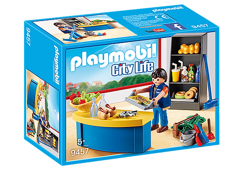 Playmobil 9457 School Janitor