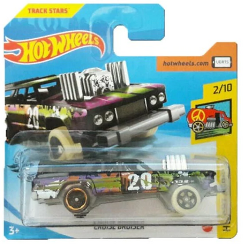Hot Wheels Cruise Bruiser