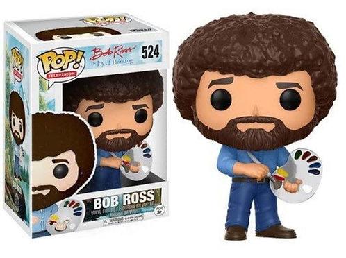 Funko Pop Television 524 Bob Ross