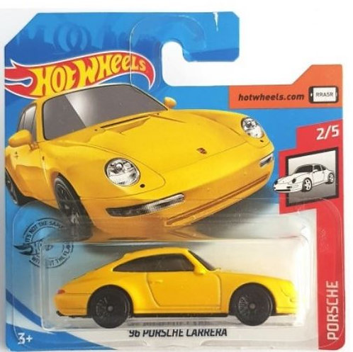 Hot Wheels '96 Porsche Carrera