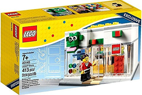 LEGO 40145 Exclusive Grand Opening LEGO Brand Retail Store Set