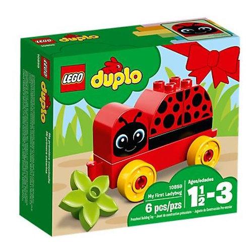Lego Duplo 10859 My First Ladybug