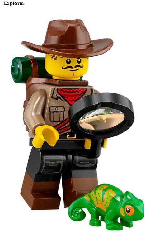 Lego Minifigür Seri 19 Explorer