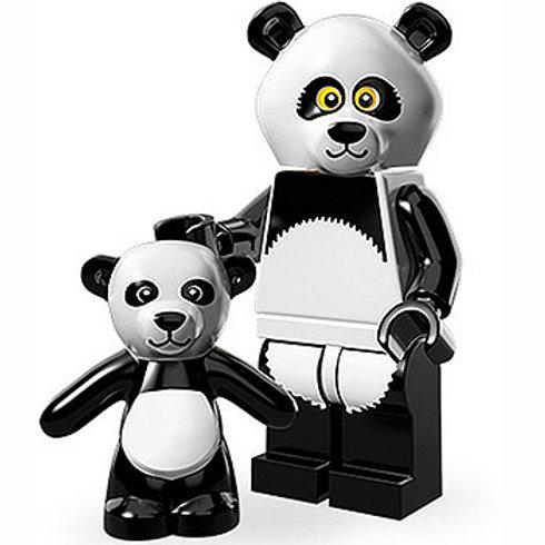 Lego Minifigür Movie Seri Panda Guy
