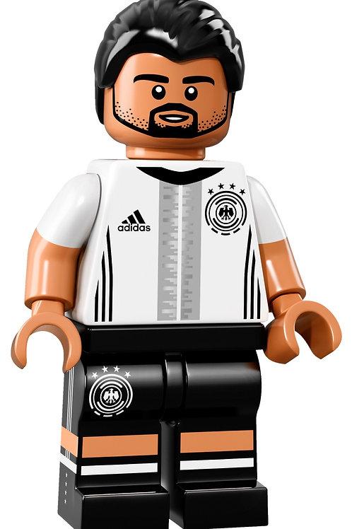 Lego Minifigür Seri DFB Sami Khedira No:11