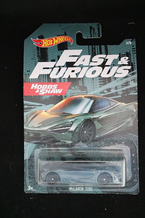 Hot Wheels Fast & Furious - Hobbs & Shaw
