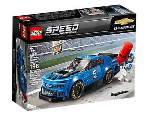 Lego Speed 75891 Chevrolet Camaro ZL1 Race Car