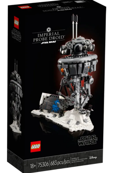 Lego Star Wars 75306 Imperial Probe Droid™